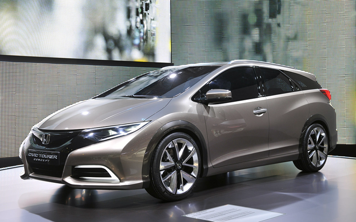 Picture for category Civic Tourer