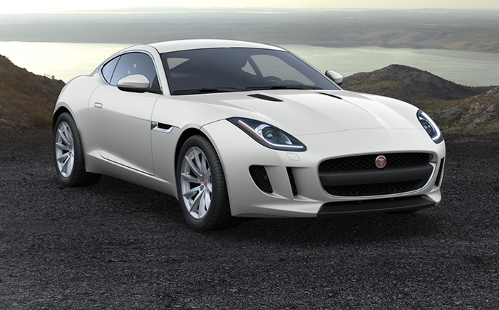 Picture for category F Type Coupe