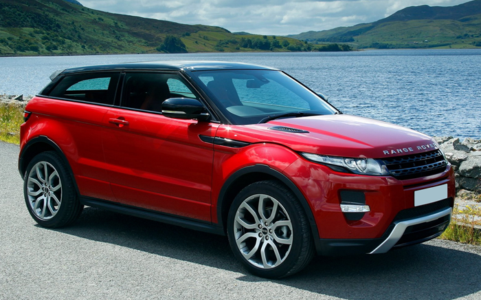 Picture for category Range Rover Evoque