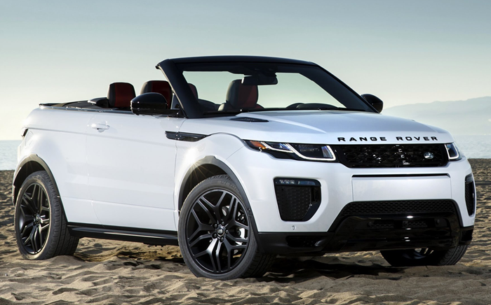 Picture for category Range Rover Evoque Convertible