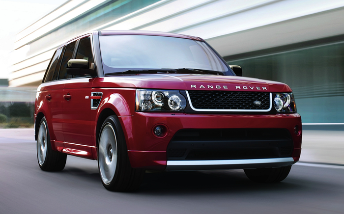 Picture for category Range Rover Sport