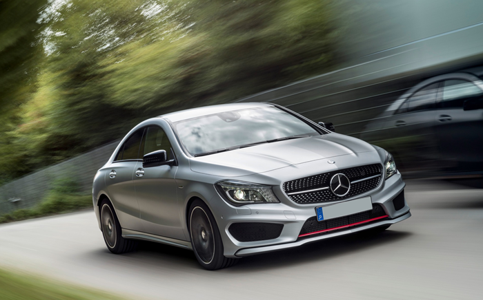 Picture for category CLA Coupe