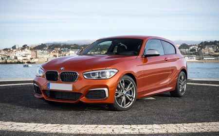 BMW 1 series 118d Sport Nav 5 door