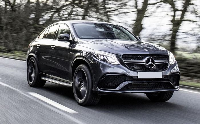 Picture for category GLE Coupe