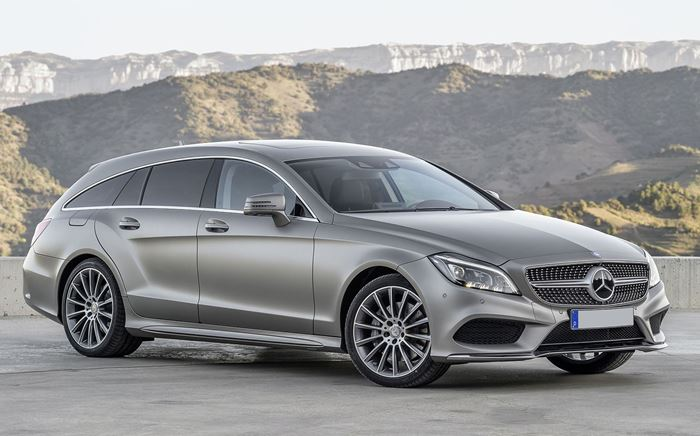 Picture for category CLS Shooting Brake