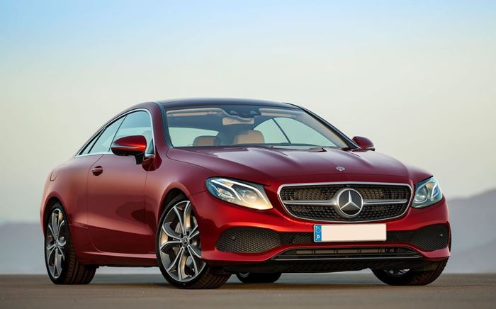 Picture for category E Class Coupe