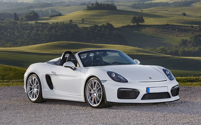 Picture for category Boxster