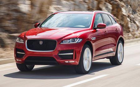 New Jaguar F Pace 2.0d Prestige Manual