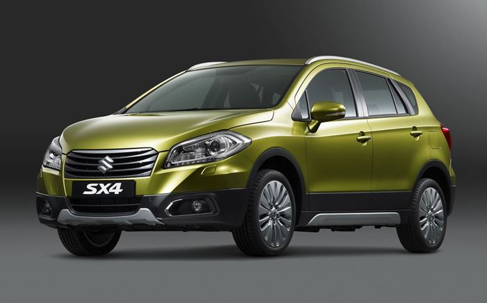 Picture for category SX4 S Cross