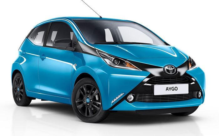 Picture for category Aygo