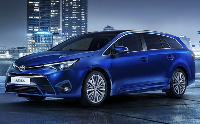 Picture for category Avensis Tourer