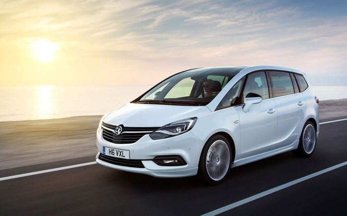 Picture for category Zafira Tourer