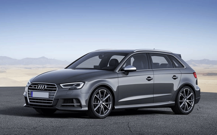 Picture for category A3 Sportback
