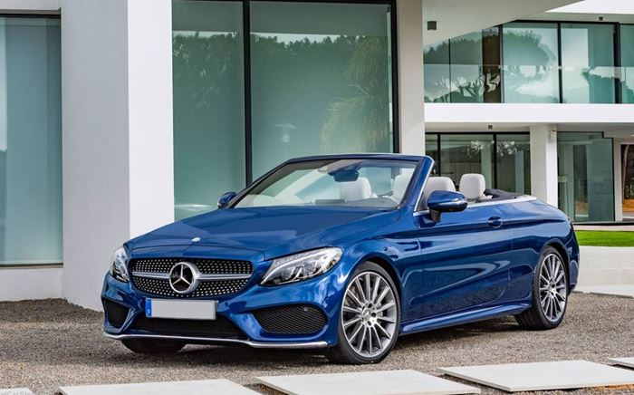 Picture for category C Class Cabriolet