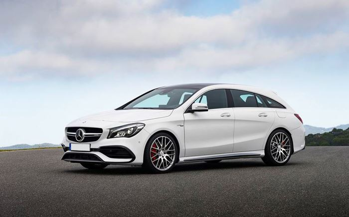 Picture for category CLA Shooting Brake