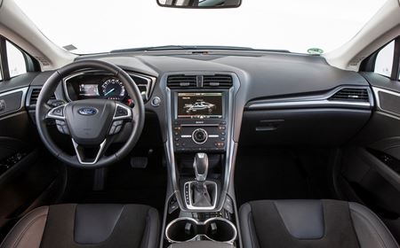 Ford Mondeo Estate 2.0 TDCi 150ps Titanium X